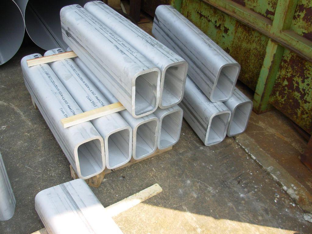 Tubi quadrati in acciaio inox for Tipi di tubi