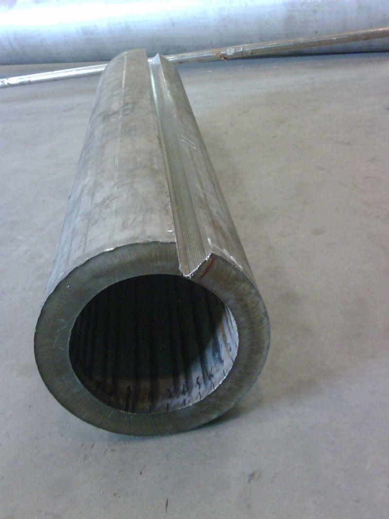 Cianfrino su tubo a304 for Diversi tipi di tubo di rame