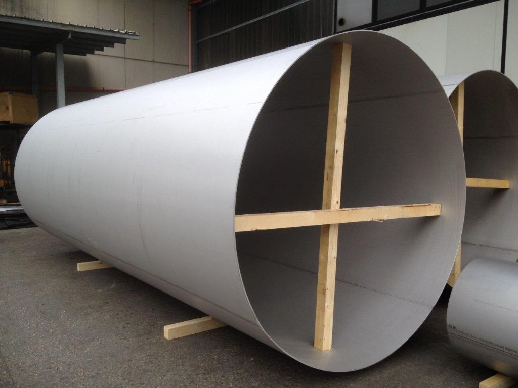 Producci n de tubos redondos de acero inoxidable - Tubos acero inoxidable ...